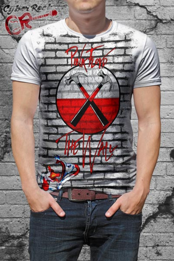 Camiseta-pink-floyd-the-wall