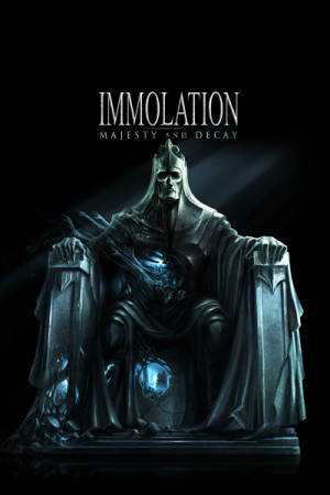 Blusinha Immolation Majesty and Decay