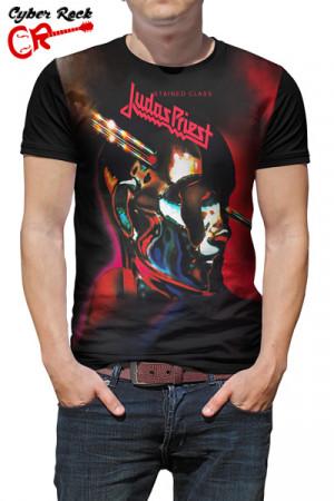 Camiseta Judas Priest Stained Class
