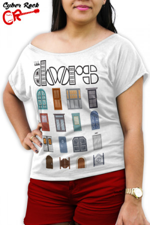 Blusinha The Doors Portas