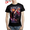 Camiseta Epica The Holographic Principle