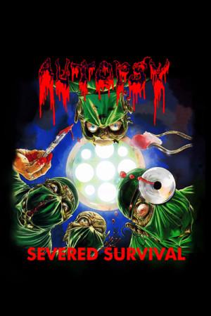 Camiseta Autopsy Severed Survival