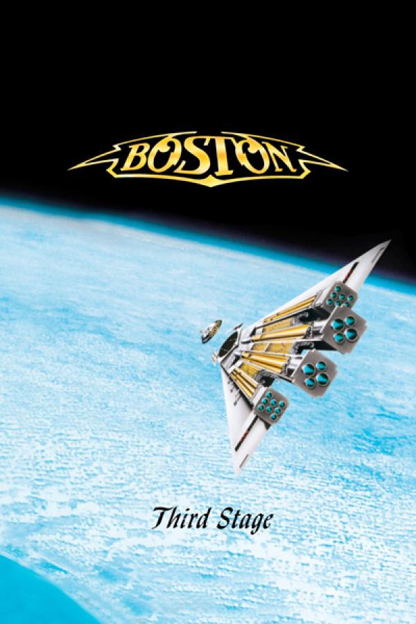 Camiseta Boston - Third Stage