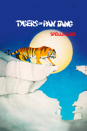 Camiseta  Tygers of Pan Tang - Spellbound