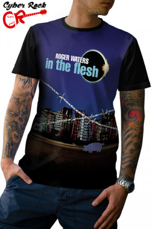 Camiseta Roger Waters in the Flesh