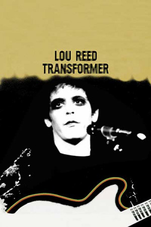 Camiseta Lou Reed Transformer