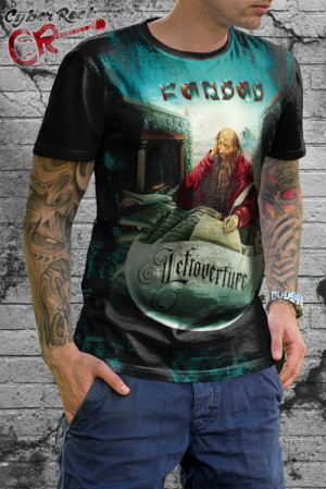 Camiseta Kansas Leftoverture