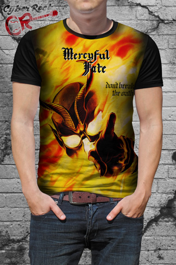 Camiseta Mercyful Fate Dont Break The Oath