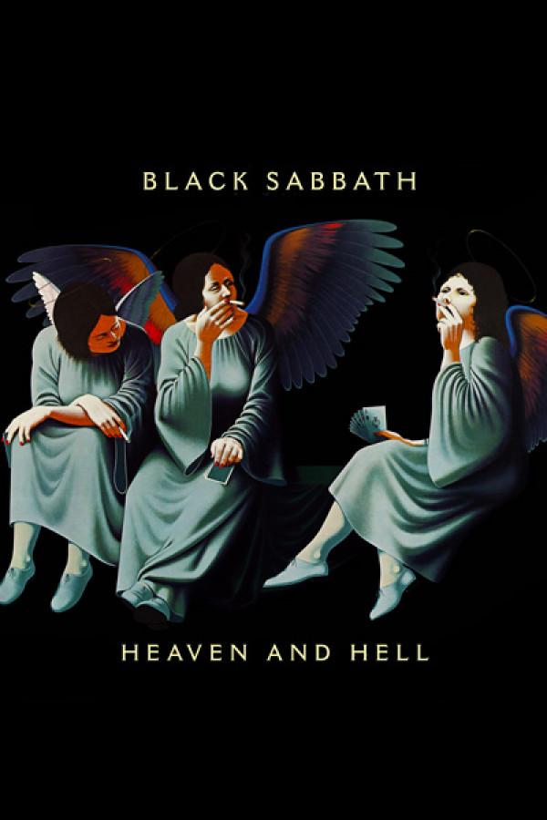 Regata Black Sabbath Heaven and Hell