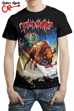 Camiseta Tankard Beast of Bourbon
