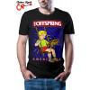 camiseta The Offspring Americana