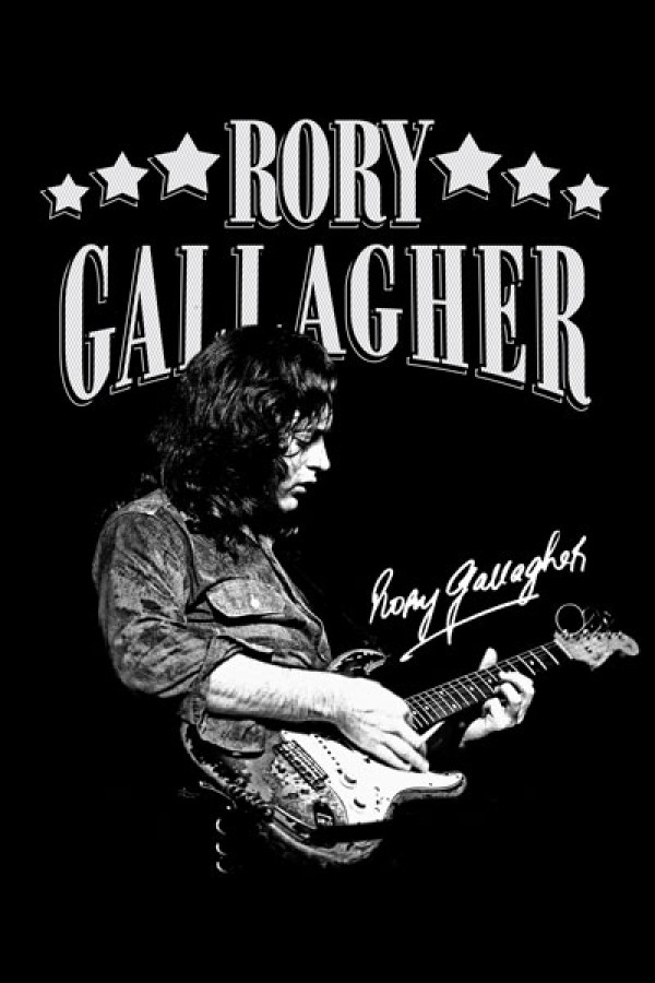 Blusinha Rory Gallagher