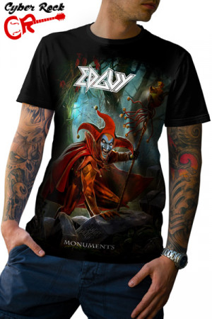Camiseta Edguy