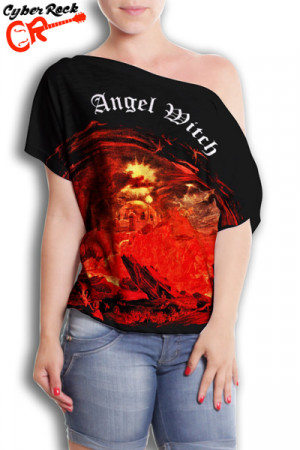 Blusinha Angel Witch