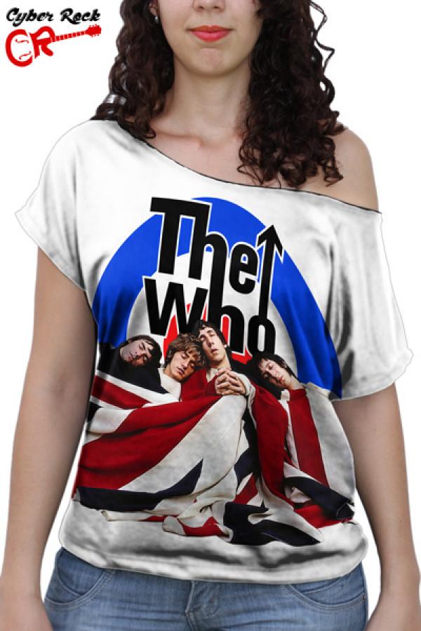 Blusinha The Who II Branca