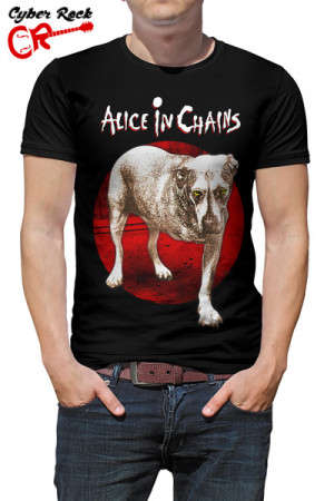 Camiseta Alice In Chains Tripod