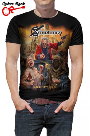 Camiseta Sanctuary Inception