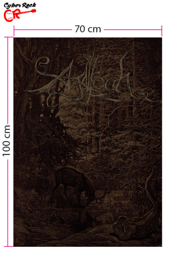 Bandeira Agalloch - Of Stone Wind and Pillor