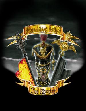 Camiseta Running Wild - The Rivalry