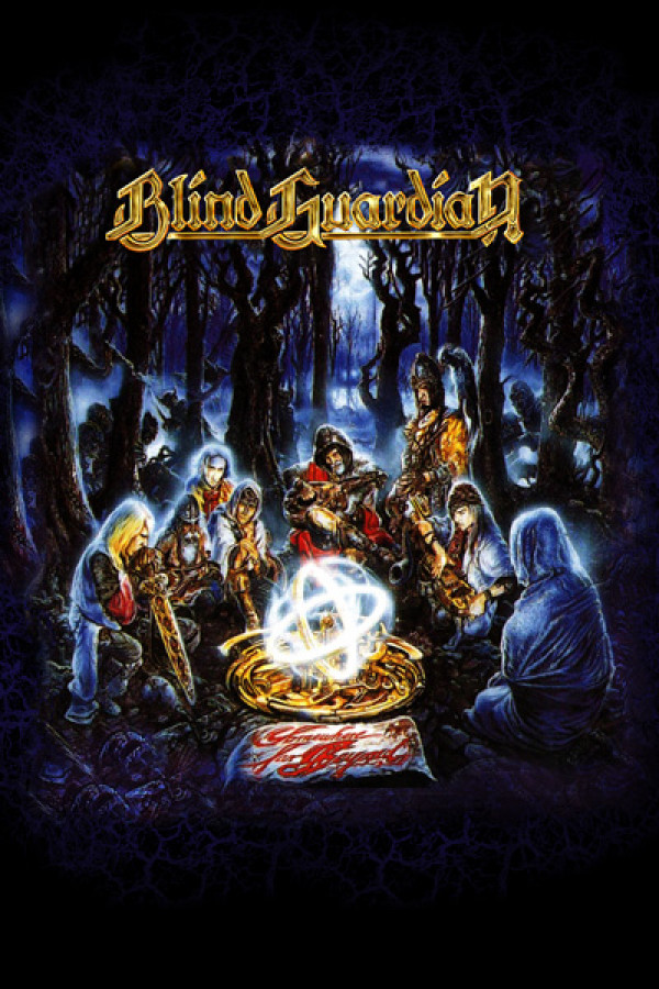 Camiseta Blind Guardian - Somewhere Far Beyond