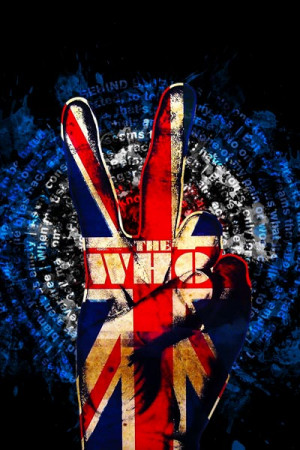 Blusinha The Who Peace Hand