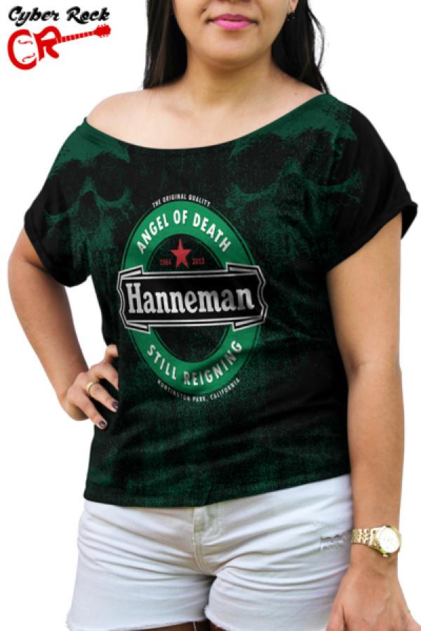 Blusinha Rock Beer Hanneman Still Reigning
