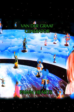 Camiseta Van Der Graaf Generator Pawn Hearts