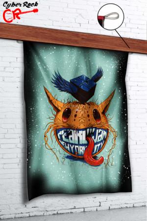 Bandeira Pearl Jam - New York