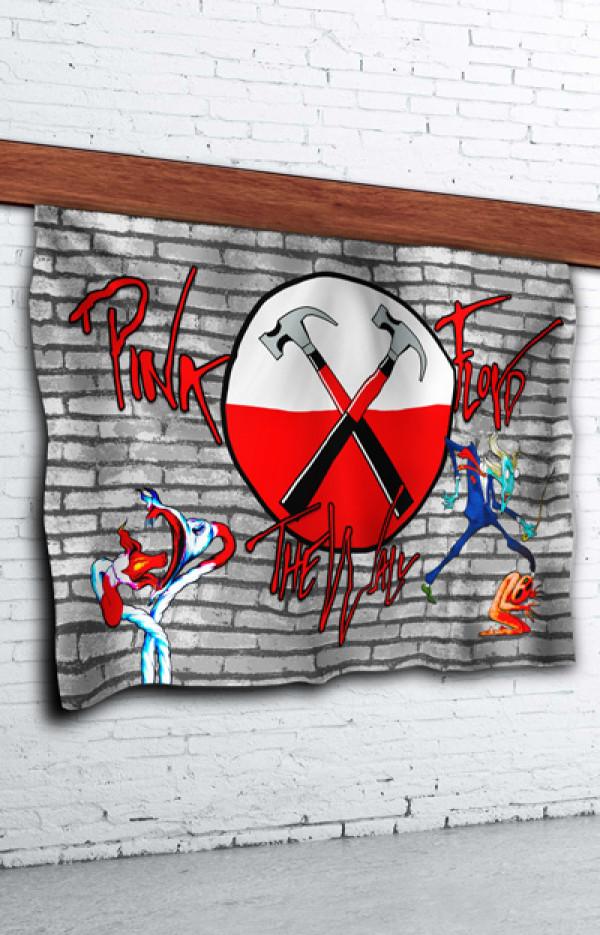 Bandeira Pink Floyd The Wall