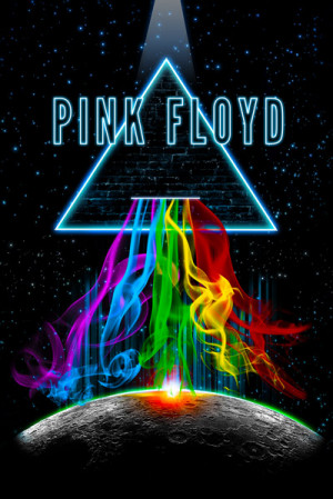 Regata Pink Floyd - The Dark Side