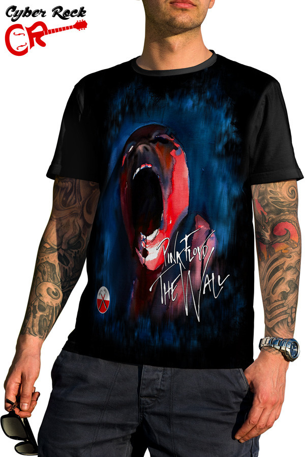 Camiseta Pink Floyd O Filme
