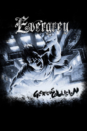 Camiseta Evergrey Glorious Collision
