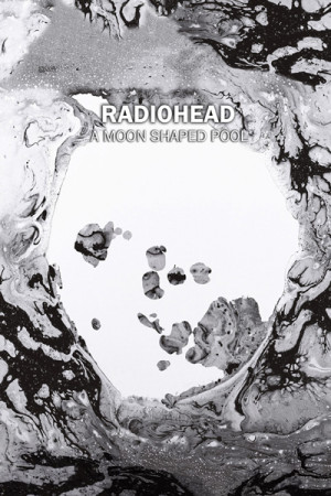 Blusinha Radiohead - A Moon Shaped Pool