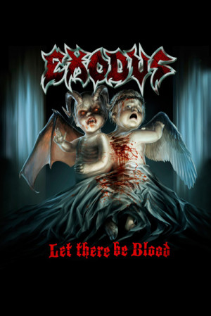 Camiseta Exodus - Let There Be Blood