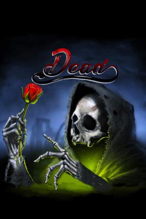 Camiseta Skulls Dead II