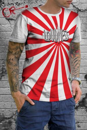 Camiseta Loudness