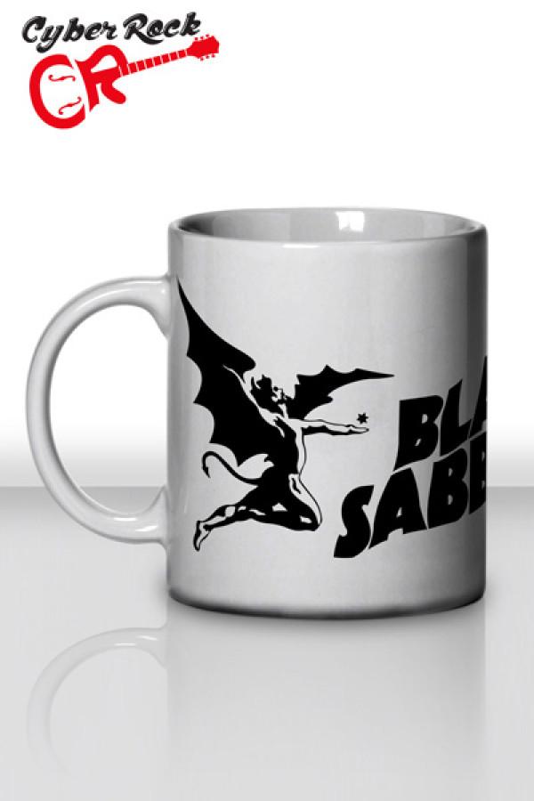Caneca Black Sabbath Logo