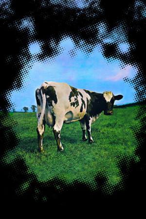 Camiseta Pink Floyd Atom Heart Mother