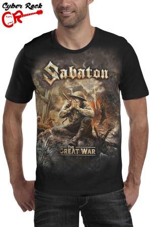 Camiseta Sabaton The Great War