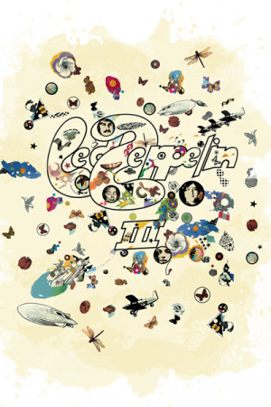 Camiseta Led Zeppelin III