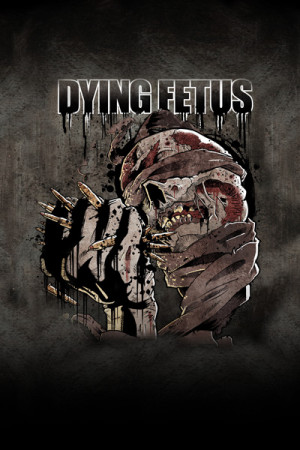 Camiseta Dying Fetus