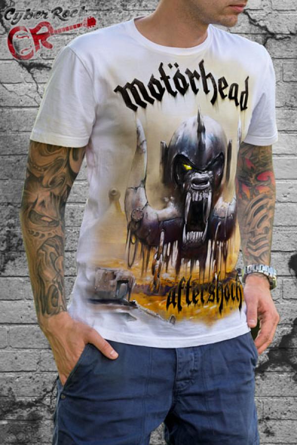 camiseta-motorhead-aftershock-branca