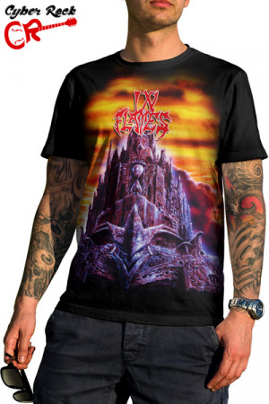 Camiseta In Flames Come The Jester Race