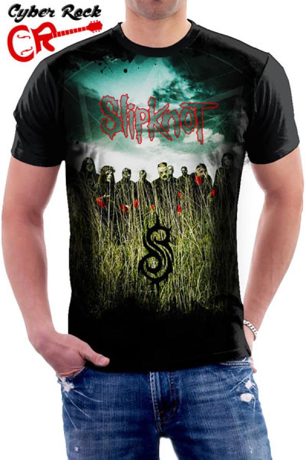 Camiseta Slipknot - All Hope Is Gone
