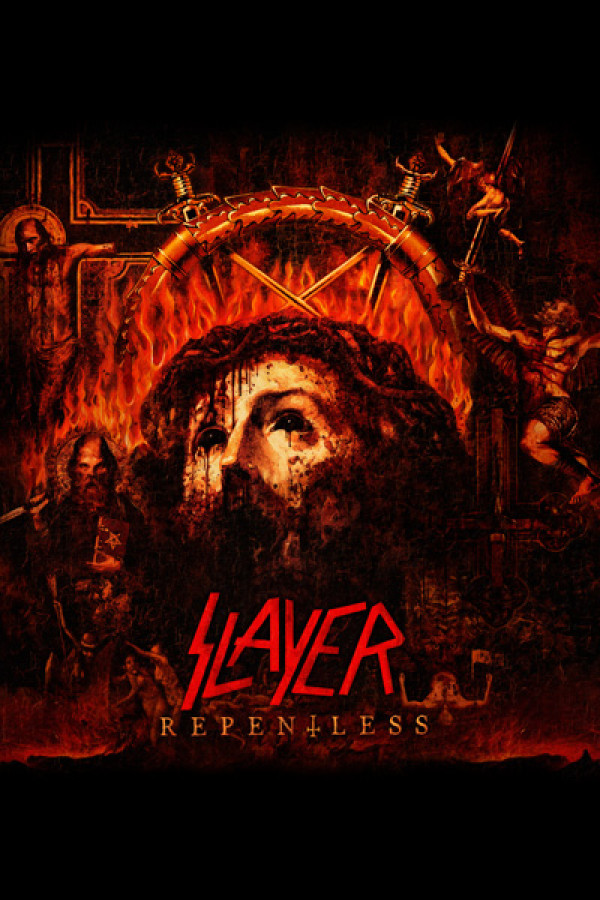 Blusinha Slayer Repentless