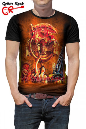 Camiseta Diabolical Masquerade The Phantom Lodge