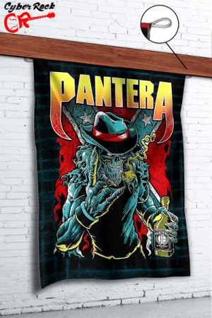 Bandeira Pantera