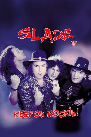 Camiseta Slade Keep On Rockin