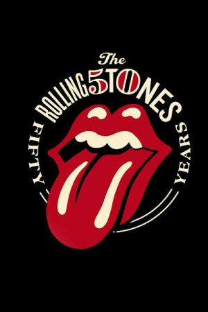 blusinhas Rolling Stones Fifty Years-a