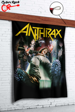 Bandeira Anthrax Spreading The Disease